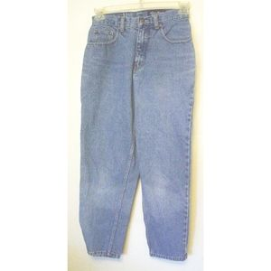 Eddie Bauer Denim Loose Fit Jeans 6P Casual EUC